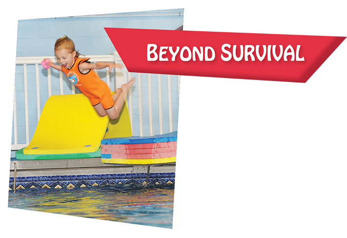 Beyond survival swimming