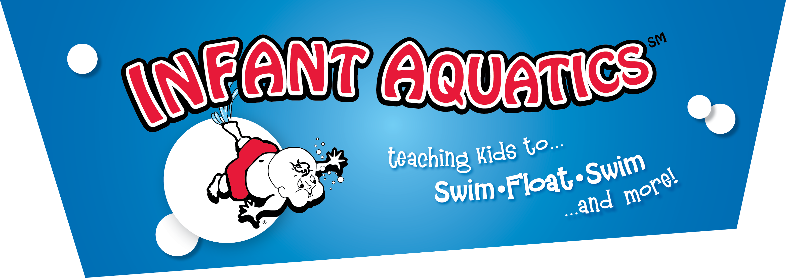 Infant Aquatics Survival Swimming Lessons